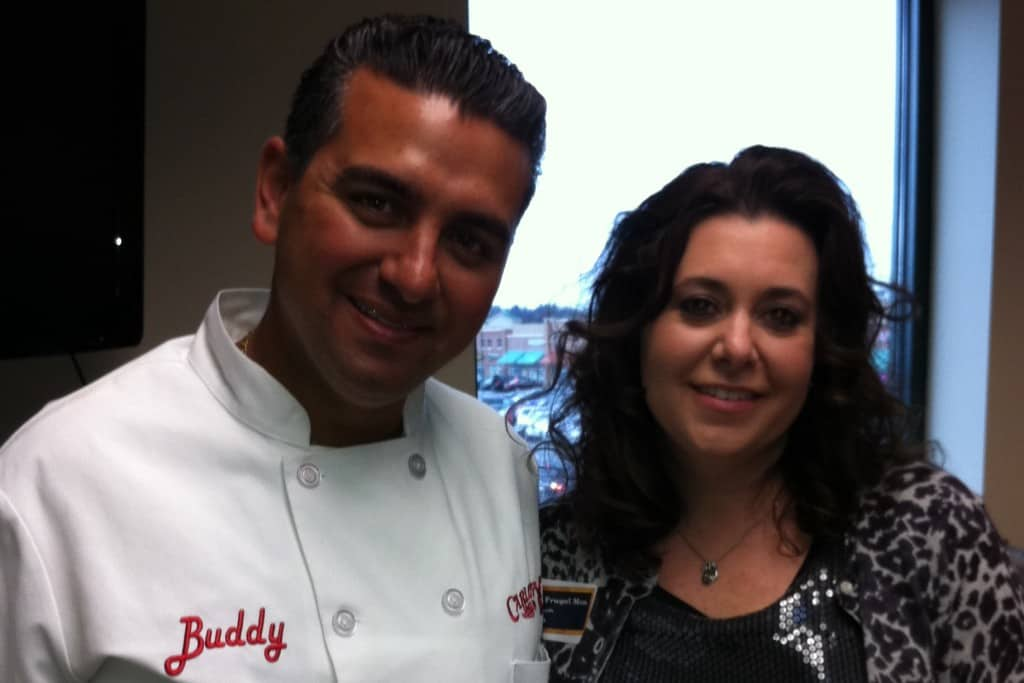 NoBuddy Does Cake Better, Buddy Valastro, Cake Boss, Food, Foodie, Dana Vento, Entertainment