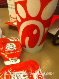 chick-fil-a drink