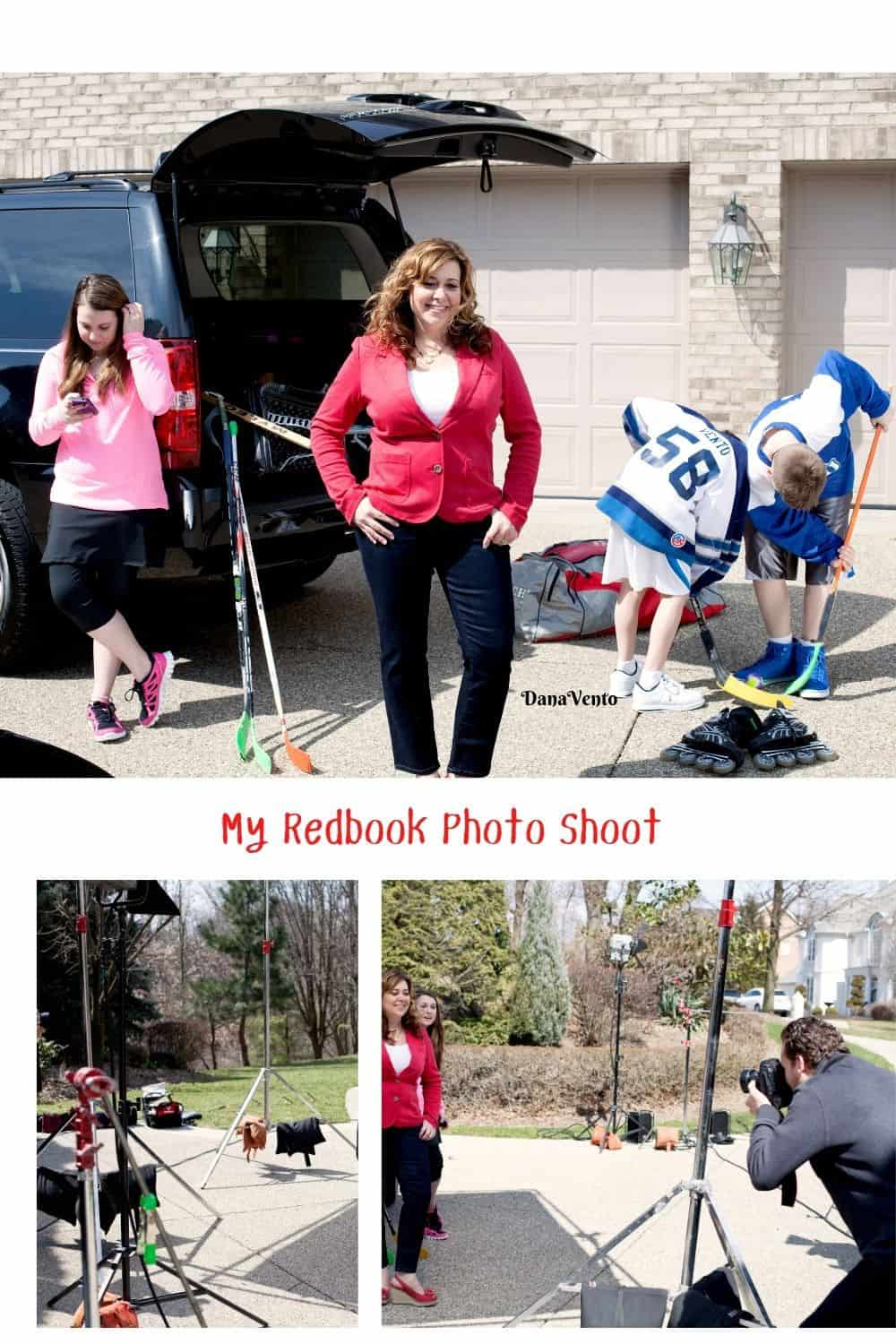 redbook photo shoot