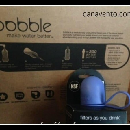 New Year New You ~ Get Your Bobble'd Water, bobble, water, filtered water, drink pure, water, fitness, new year, filter as you drink, dana vento