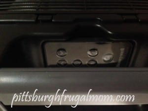 remote control, remote control storage, heating, save money on heating, honeywell, infrared heater, pittsburgh frugal mom, heating bill savings