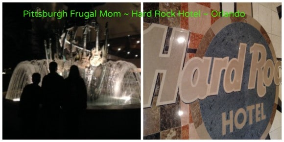 pittsburgh frugal mom, hard rock, hard rock hotel, orlando, universal, universal orlando, lodging, family time, stay, teen, twee, express pass, hard rock family, valet, pool, lodging, vacation in disney, disney, kissimmee, lake buena vista, dana vento