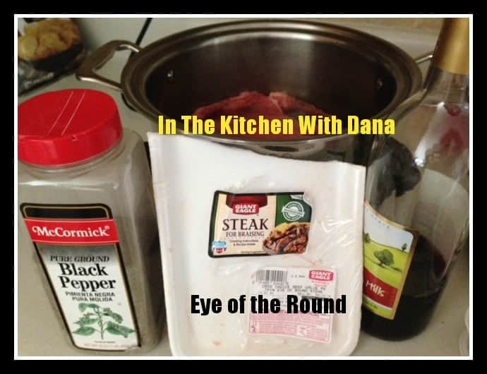 Delicious Easy to Prepare Eye of the Round