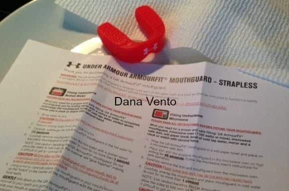mouthpieces, mouthguards, ice hockey, sports, training, teeth, protection, dana vento