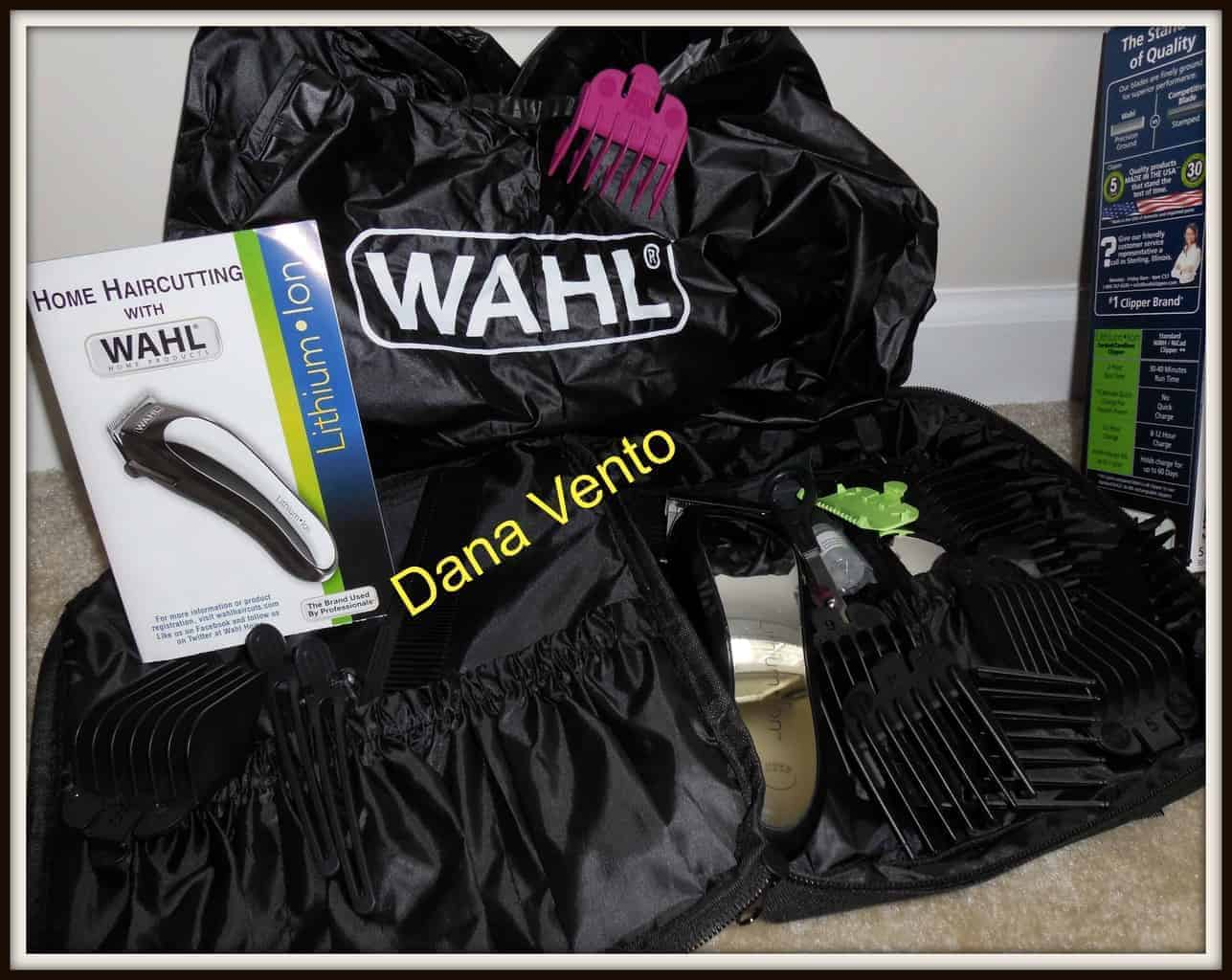 WAHL – Clipping Away