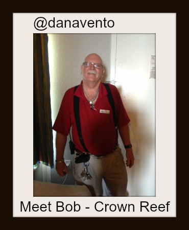 It's All In The Staff, crown reef resort, travel, vacation, destination, traveling, families, resorts, myrtle beach, south carolina, loco gecko, dana vento