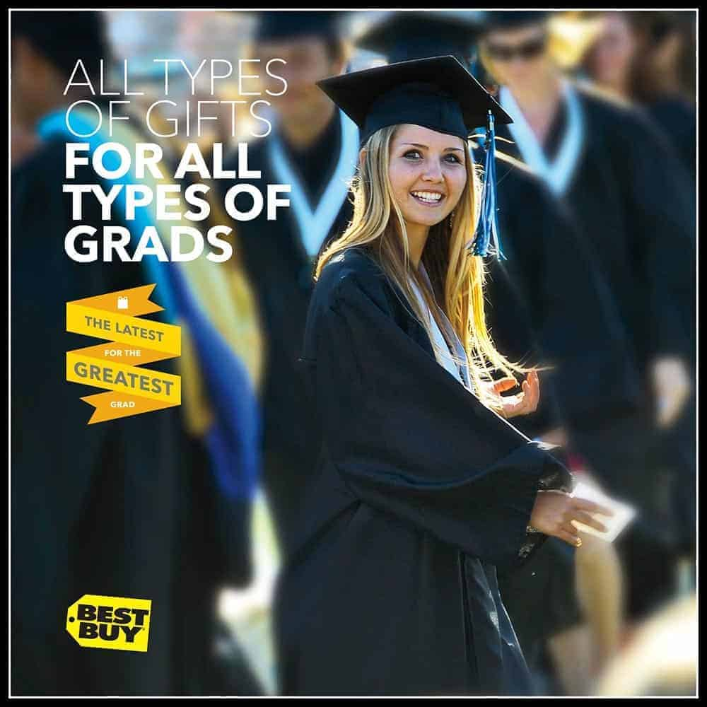 Gifts for Grads at Best Buy