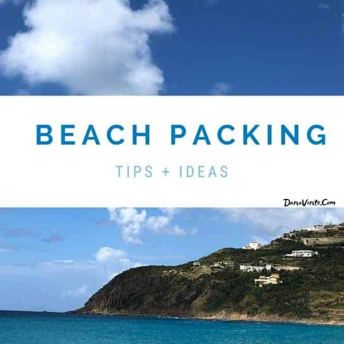 How To Successfully Pack For The Beach