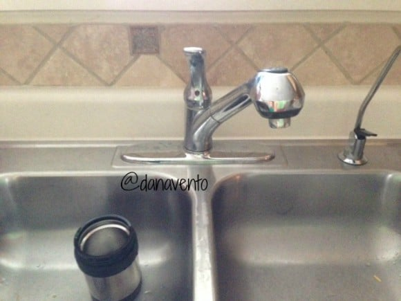 Kitchen Faucet Won T Move Right To Left All The Way