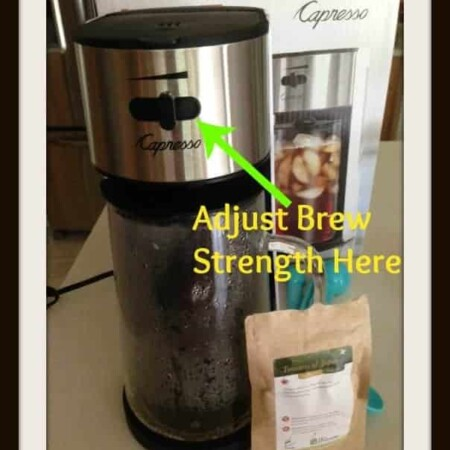 iced tea maker, ice tea brewer, iced coffee, capresso iced tea maker, glasses of iced tea, fresh brewed, loose leaf, bags of tea, tea at home, brew at home, instant, easy to use, dana vento, cooking