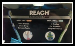 Reach for Complete Teeth Care