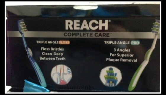 Reach, complete care, toothbrush, oral hygiene, back to school, new toothbrush, every 3 months, dana vento, beauty