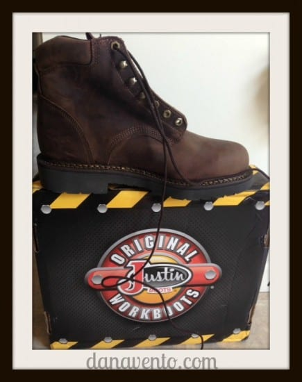 first workboots, workboots, steel toe, original justin workboots, clothing, construction, men, kids, ladies, outdoor, dana vento, fashion, shoes, boots,