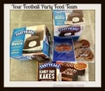 first down delights, tastykakes, food, tailgating, easy recipes for touchdown parties, football food, recipes