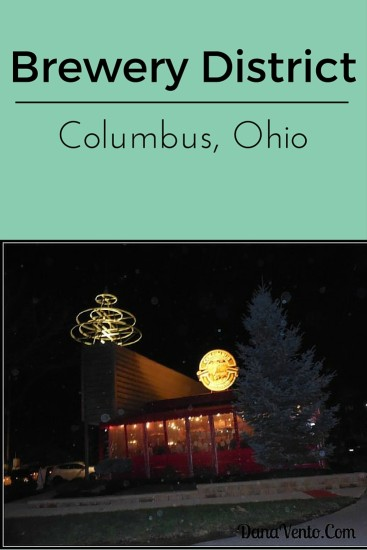 Columbus Brewing Company, Ohio, Columbus, Brewing District, Restaurant, Dining, travel, destinations, food, foodie, salad, pizza, salmon, breads, beers