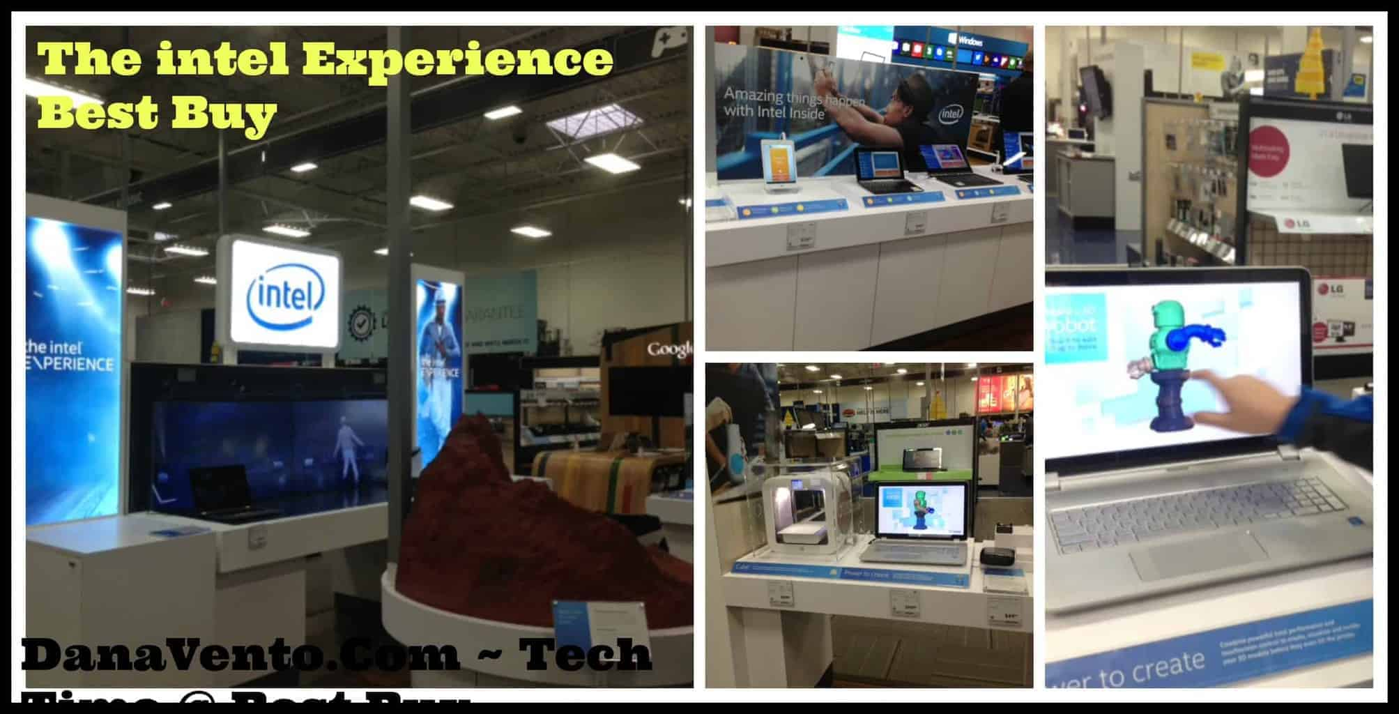 The New Intel Experience At Best Buy
