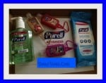 germs, burns, holidays, passing germs, sanitize, clean, scars heal,dana vento, beauty tips