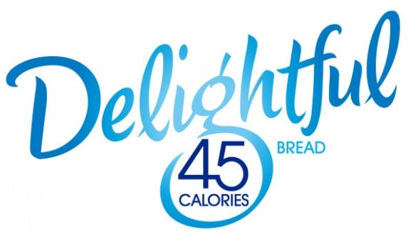 sara lee, delightful bread, 45 calories, food, dana vento, new year new you