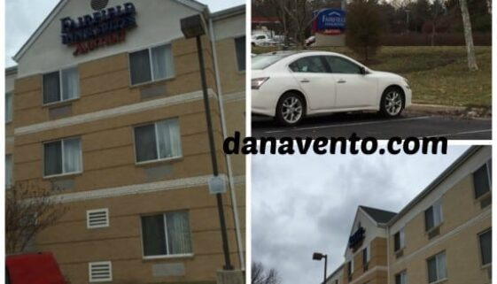 Fairfield Inn & Suites, Marriott, lodging, food, breakfast, included with stay, dana vento, travel, family