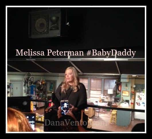 Melissa Peterman, Baby Daddy , The Mom, Derek Theler, Ben, Danny Jean Luc, Chelsea Kane, Riley, Tahj Mowry, Tucker, entertainment, ABC Family, Dana Vento, chatting with the cast of #BabyDaddy