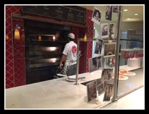 Carnival and Pizzeria Del Capitano