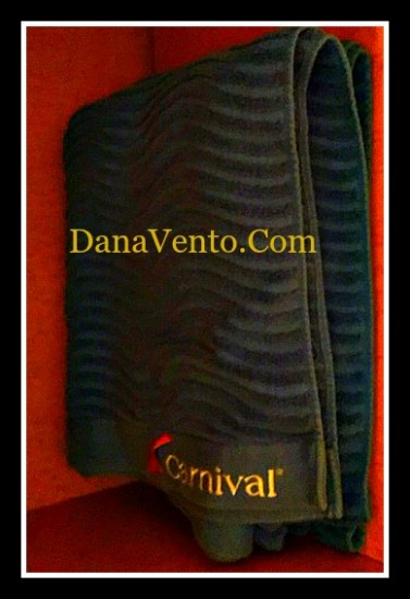 Carnival, Carnival Sunshine, Carnival Sunshine at Dock, Cruising Carnival, Carnival Funship, dana vento, travel, family, Port Canaveral, dana vento, towels, Cruising Carnival Packing Tips Day One