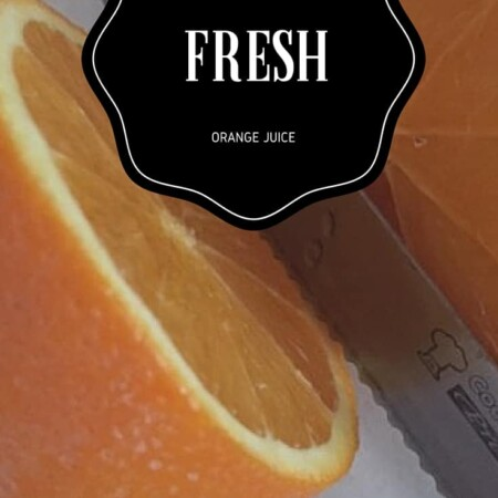 How To Make Fresh Orange Juice, Oranges, knife, knives, easy, fast , foodie, food blogger, diy, kitchen, juice, drinks, beverages, how to