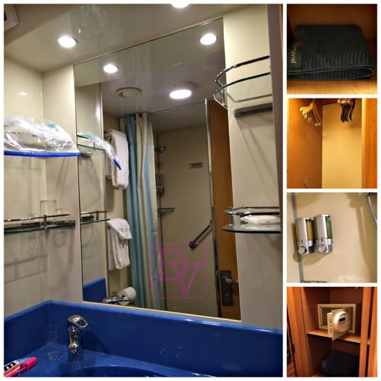 carnival sunshine, carnival cruise, staterooms, what is in a stateroom, hangers, safes, shampoo, soap, holders, bed, etc. vacation, travel blogger, dana vento