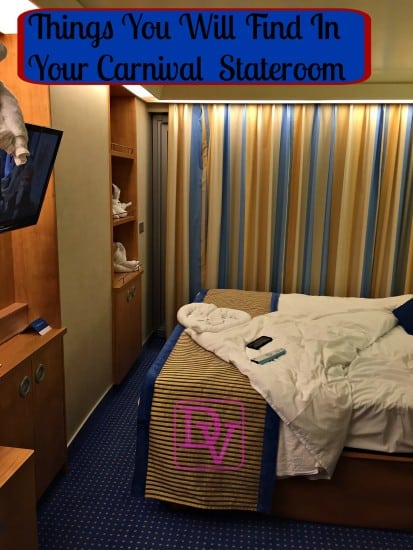 toiletries, items, travel, travel blogger dana vento, dana vento, travel, family vacation, what is in a stateroom, cruising carnival, carnival cruises, ad