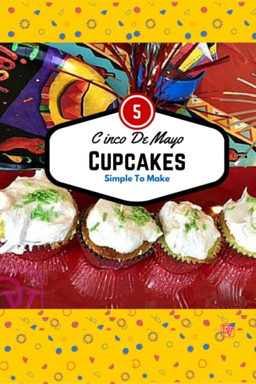 Cinco de mayo cupcakes, cinco de mayo, sweets, treats, desserts, how to, fast, easy, simple recipe, food, foodies, celebrate, party, party cinco de mayo, cinnamon, boxed mix, whipped topping, recipe, recipes, fast to make, foodie dana vento, easy to make cinco de mayo cupcakes