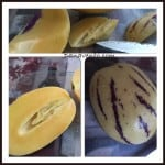 Pepino Melon, food, fruit, Frieda's Specialty Produce, Dana Vento
