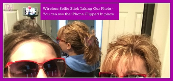 Selfie stick, wireless selfie stick, photos, smart phone, technology, stainless steel, multiple colors, dana vento, tech, wireless, bluetooth, easy to use, portraits, families, groups, selfies, ussies