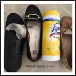 Shoes That Keep Your Floors Clean