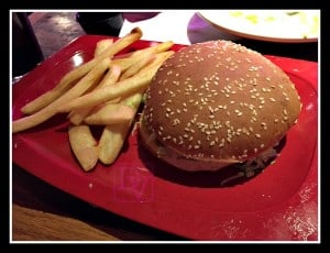 Dining At Red Robin Allergen Free