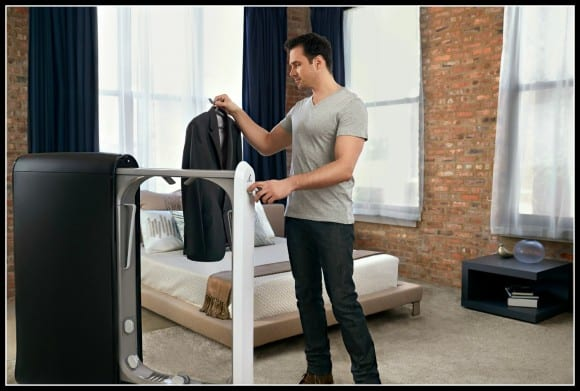 The Swash System for Clothing From Best Buy, clothing, dry cleaning, washing, drying, ironing, laundry, save money, save time, dana vento, Best Buy, tech blogging, home decor, home appliance, bedroom.