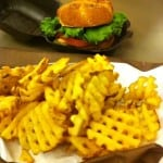 SWEET 16 With Chick-fil-A For A GNO, food, meals, eatinig, restaurant, chick-fil-a, kids, party, sweet 16, pittsburgh, ross park mall, foodie, waffle fries, dana vento