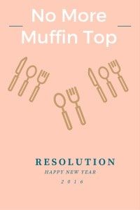 Muffin Top No More With LCHF