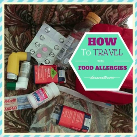 anaphylaxis, allergies, food allergies, epi pens, avi-q, benadryl, latex free, shellfish, peanut, dairy, seafood, nuts, latex, asthma, safety kit, bandages, latex free bandages, medicine, zofran, liquid, medical kid, dana vento, child with allergies, child with food allergies
