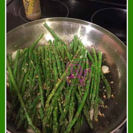 Spiced Asparagus-Outer Banks, food, cooking, foodie, food blogger, dana vento, veggies, Food Lion, Ad, How To, Recipe