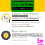 6 Tips When Renting A Vacation Home
