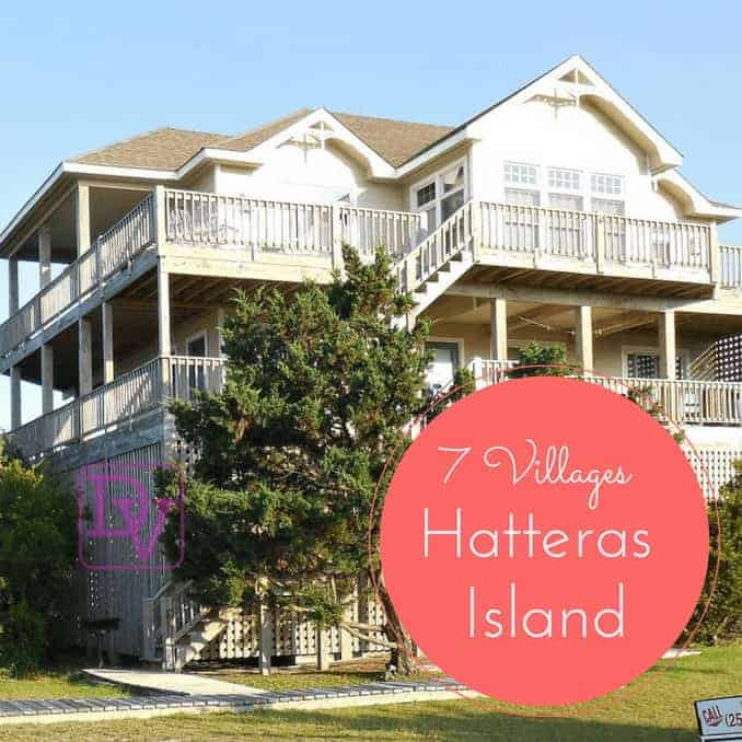 7 villages of hatteras island, travel, traveling, destiantion, usa destination, east coast travel, obx, biking, dining, home rental, how to, tips, tricks, uncovering the outer banks, dana vento travels