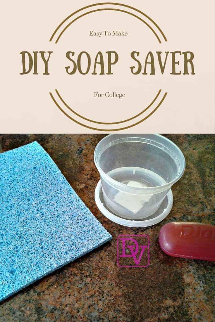 Diy Soap Saver For College Dana Vento