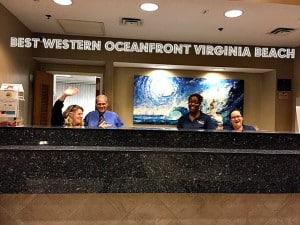 Best Western Oceanfront in Virginia Beach