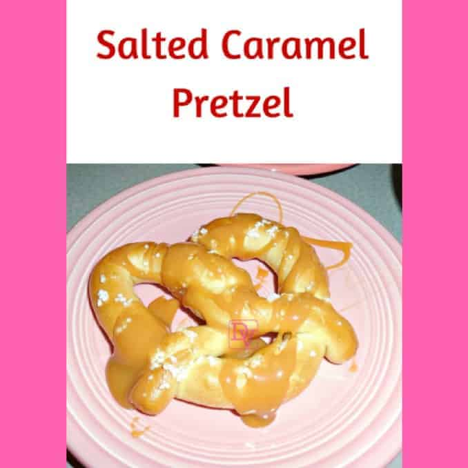Salted Caramel Soft Pretzels, Soft Pretzels, Salt, Salted Caramel Sauce, Smuckers, food, foodies, food blogger, travel blogger, easy to create, snack, appetizer, munchies, dessert, caramel, salt, sea salt, microwave, easy food, kids friendly, kid friendly, dana vento