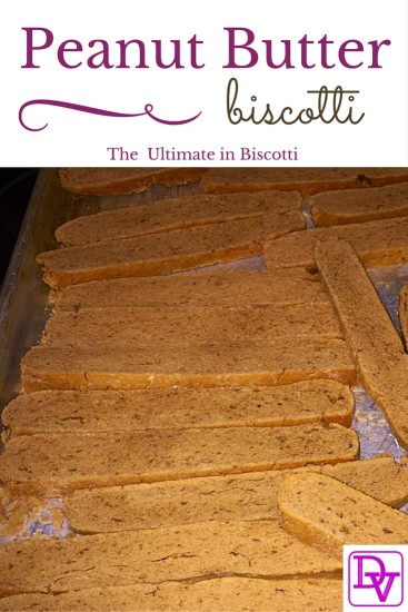 Peanut Butter Biscotti, Biscotti, twice backed cookie, coffee, tea, latte, water, crunchy, easy to make, recipe, recipes, food, foodie, dana vento, food blogger, cookie, sweet, dessert, breakfast, sweets, treats, delicacy,
