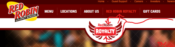Red Robin, Loyalty, rewards, free burgers, discounts, dining out, allergen free dining, severe food allergies, red robin restaurant, menu, foods, foodies, bottomless steak fries, burger offerings, fun environment, craveable, high quality, ad, dana vento, food blogger, foodie, vegetarian options, meatless options, burgers for better schools, burgers and schools, school rewards, dining out, dining, supporting schools, 500 Red Robins, US, Canada, k-12, Red Robin Royalty Members, free, restaurant, food, food options, gourmet burger, gourmet burger authority