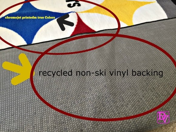 How To Decorate For Football Parties , how to , party, food, football parties, easy football parties, how to decorate for a party, family room, foods, beverages, family, friends, feet, clean up, ease of clean up, FanMats, tablecloths, napkins, cups, cookies, pizza, dana vento, party blogger, food blogger, dana