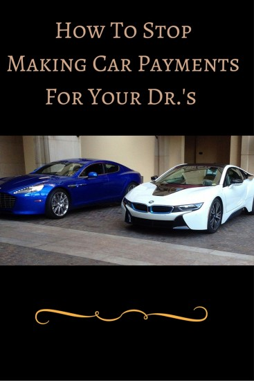 How To Stop Making Car Payments FOr your Dr.'s, Co Pay, medical, hospital, food, eating, headaches, problems, dana vento, gluten free dining, gluten free, make changes, be heard