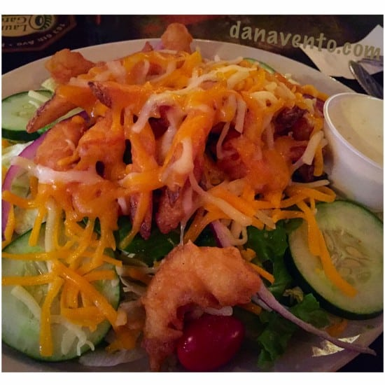 Pittsburgh Shrimp Salad, Allergen Free Dining, Food, Foodie, Pizza At Sunny Jim's, Camp Horne Road, Pittsburgh, Bar, Grill, Food, Foodie blogger, food blogger, dana vento