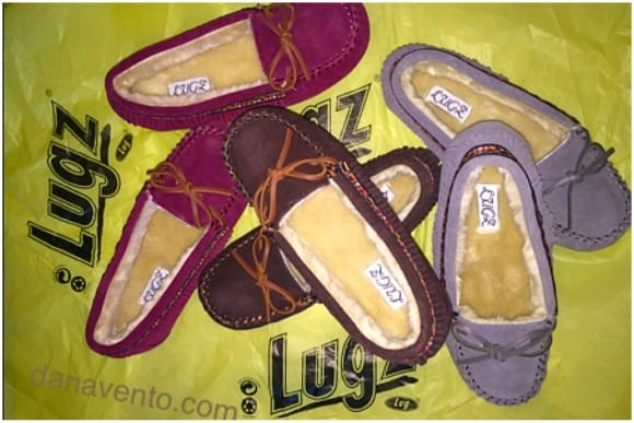 Lugz. fall footwear, fall fashion, LUGZ, Lugz footwear, Lugz Fall Fashion, Soft, Lined, Warm, moccasin, flats, ad, Kallie